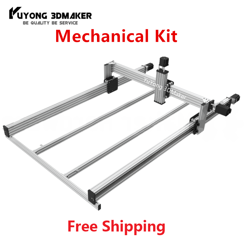 New High Precise LEAD CNC Machine Mechanical Kit LEAD CNC Router Mechanical Kit