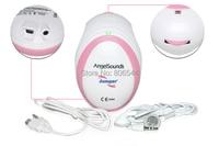 FDA ve CE Onaylı Angelsounds Fetal Prenatal Nabız Doppler 3 MHz
