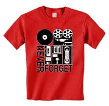 """Classic """"Never Forget"""" T-shirt"""