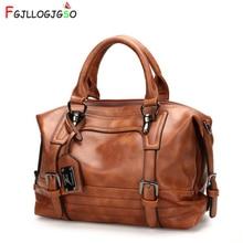 FGJLLOGJGSO Brand 2019 High Quality Luxury Handbag Women Fashion Shoulder Messenger Crossbody Bags For Lady PU Leather Hand Bag