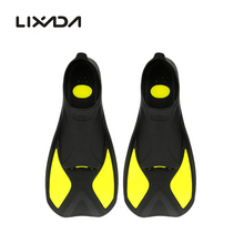 Lixada Snorkeling Diving Swimming Fins Foot Fins Flippers Flexible Comfort Adult Profession Diving Fins Swimming Water Sports