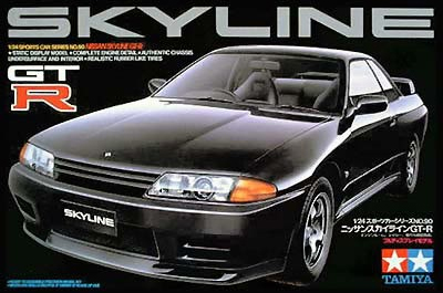 1/24 Nissan Skyline GT-R Voiture Modèle 24090