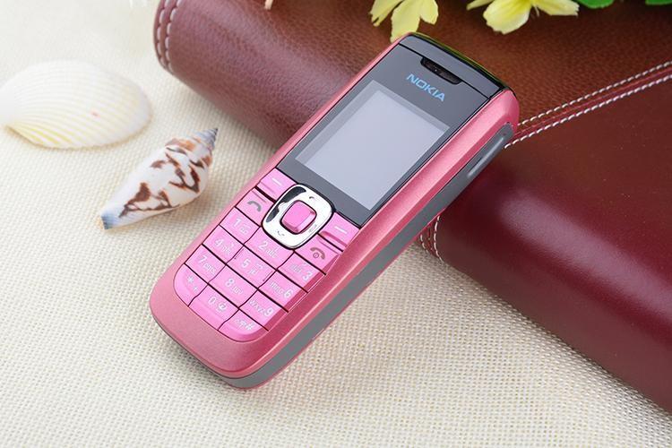 Refurbished Original Unlocked Nokia 2610 the Cheapest multi-language Cellphone white 10