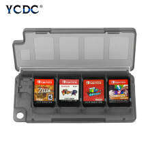 10 in 1 Memory Card Holder Game Card Protective Storage Case Cover Box Cassette for Nintendo Switch High Quality Storage Box