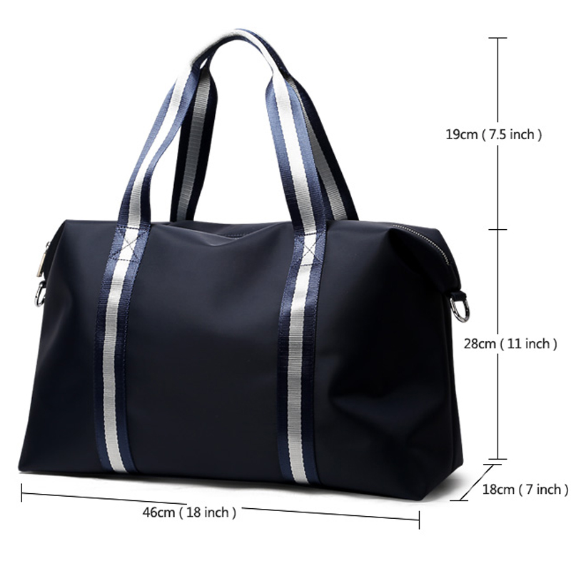 BOPAI Marka Yeni Varış Bavul Çanta Mavi Erkekler için Seyahat - Bagaj ve Seyahat Çantaları - Fotoğraf 5