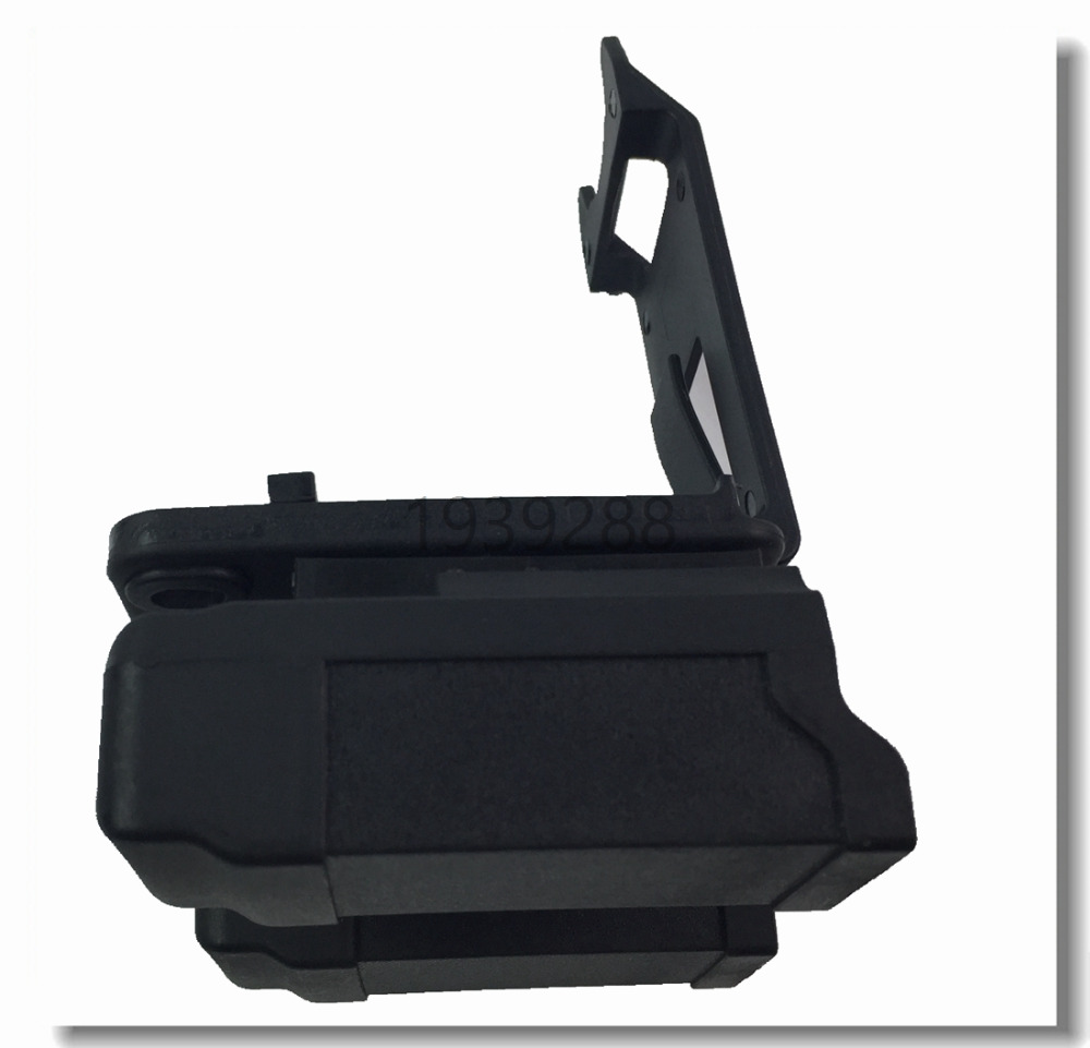 Tactical Gear Double Open Top Magazine Pouch Hunting Gun Pouch for Gl 17 /19/22/23/25 31 32 34 35 37 38