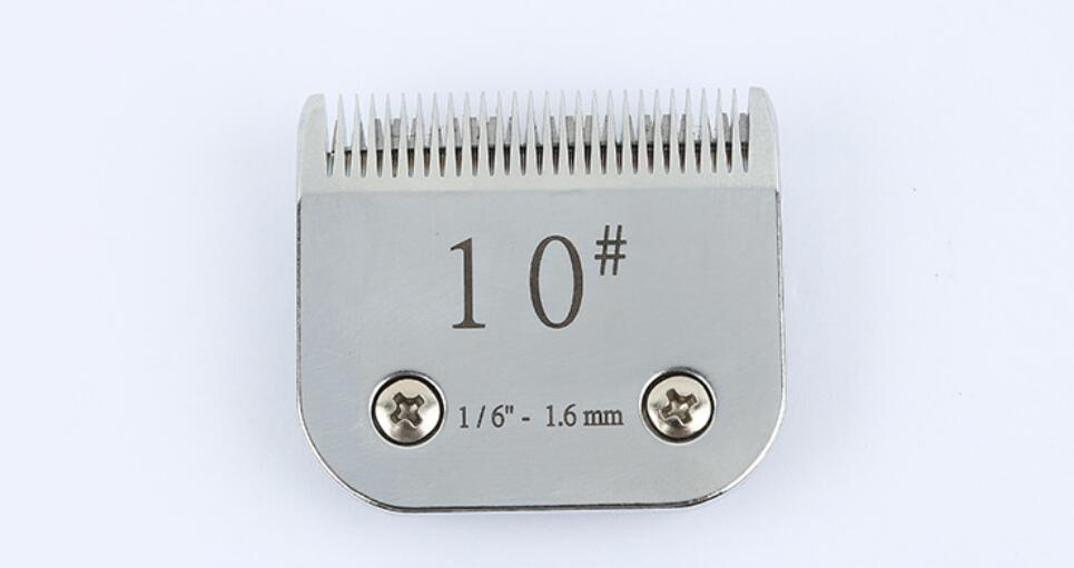 High Quality Pet Clipper Blade For Andis Oster A5 Steel Cera