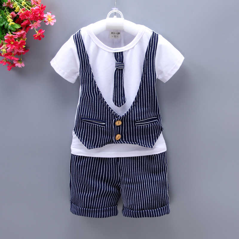 6956ab64b Detail Feedback Questions about IENENS 2PC Kids Baby Boys Clothes ...