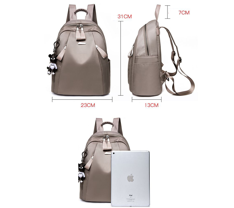 HTB1KEL Jb5YBuNjSspoq6zeNFXaL Mochilas mujer 2019 New Oxford cloth waterproof student bag Travel casual backpack women outdoor bag mochila feminina CL05