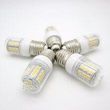 5 шт./лот 12VDC 24VDC светодиодный лампы E27 B22 E14 светодиодный кукурузная лампа 3,5 W 24SMD 5050 лампы в форме свечи лампы WW 3000K PW 6000K с регулируемой яркостью