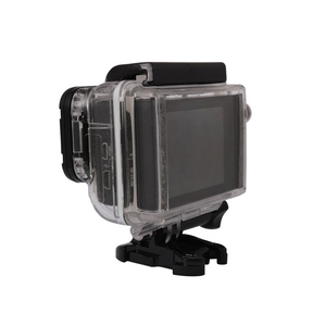 Image 5 - Accessories For GoPro Lcd Screen Non Touch BacPac Lcd display monitor +Expanded Backdoor Cove For GoPro Hero 4 3+ 3 Black Camera