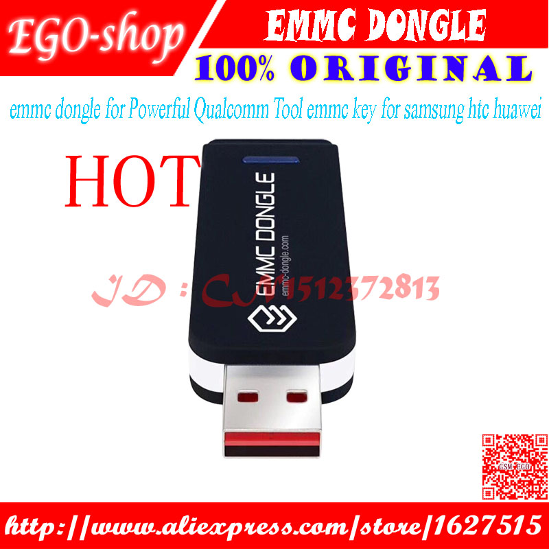 Back To Search Resultscellphones & Telecommunications Telecom Parts Gsmjustoncct 2019 Original New Emmc Dongle For Powerful Qualcomm Tool