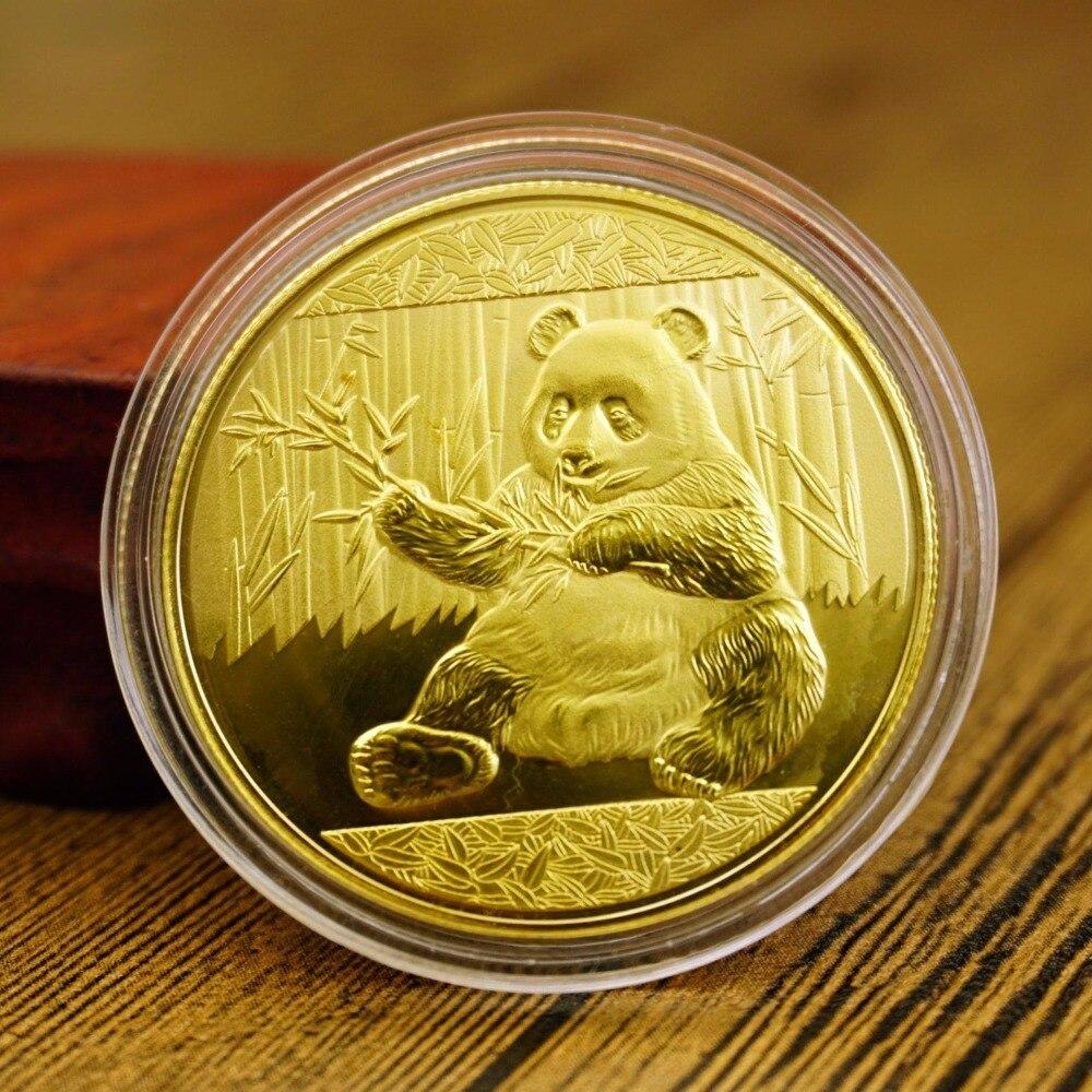 Монеты панда китай советская мультипликация монеты дата выхода