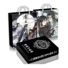 Anime Mo Dao Zu Shi Comic Set Pittura Album di Disegno Libro Poster Regalo Adesivo Postcard Confezione regalo di Lusso Anime Intorno