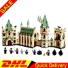 IN Stock Lepin 16030 Movie Series The Harry Potter Hogwarts Castle Educational Building Blocks Bricks Model