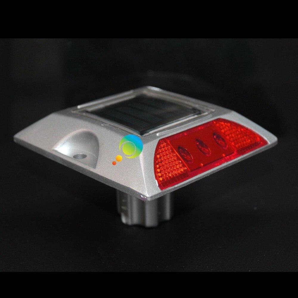 Waterproof Red Led Flashing Light Solar Power Cat Eye Road Stud Reflector Cat Eye Road Road Studcat Eye Road Reflector Aliexpress