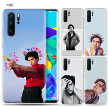 Case for Huawei P30 P20 P10 P9 Mate 10 20 Lite Pro Mobile Cell Phone Bag P Smart Z 2019 Plus Riverdale Cole Sprouse Jughead P8 P(China)