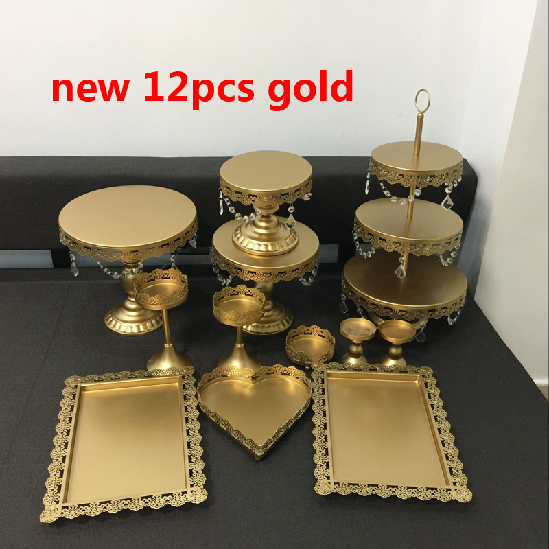 wedding cake cupcake pan new set gold wedding dessert tray cake stand cupcake pan 8603