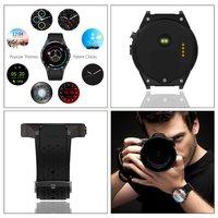 Kw88 часы Смарт носимые устройства трекер сердечного ритма Смарт часы для Android IOS gps часы мужские Reloj Inteligente подарки