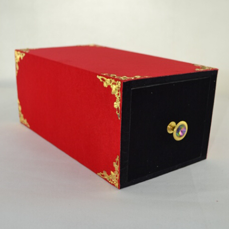 Drawer Box - Stage Magic Illusions Comedy, Novelties party/Jokes,close up,Magic Tricks,Gimmick,