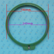 15CM Embroidery Hoop Circle Round Frame Art Craft DIY Cross Stitch #KP-C-1070 15CM