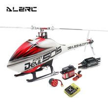 Presale ALZRC Devil 505 FAST RC Helicopter Super Combo