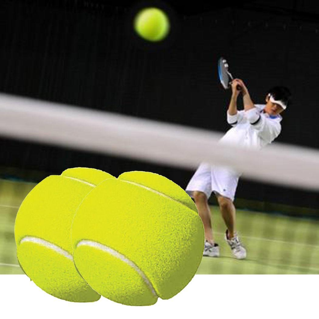 Training High Stretch Sporting Goods Tennis Chemical 6.5cm Fiber Rubber Outdoor, Tennis, Tennis Ball