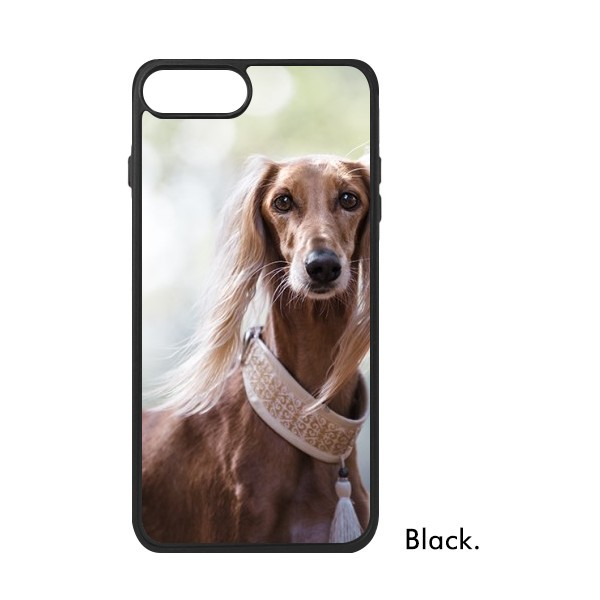 Dog Pet Lover Cute Siberian Husky Golden Retriever Collie Hound Image Phone Case for iPhone X 7/8 Plus Cases Phonecase Cover