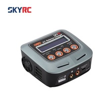 SKYRC S60 60W 100-240V AC Balance Charger/Discharger for 2-4S Lithium LiPo LiHV LiFe Lilon NiCd NiMh PB RC Drone Car Battery tcb rc drone lipo battery 4s 14 8v 2200mah 25c for rc airplane car helicopter akku 4s batteria cell free shipping