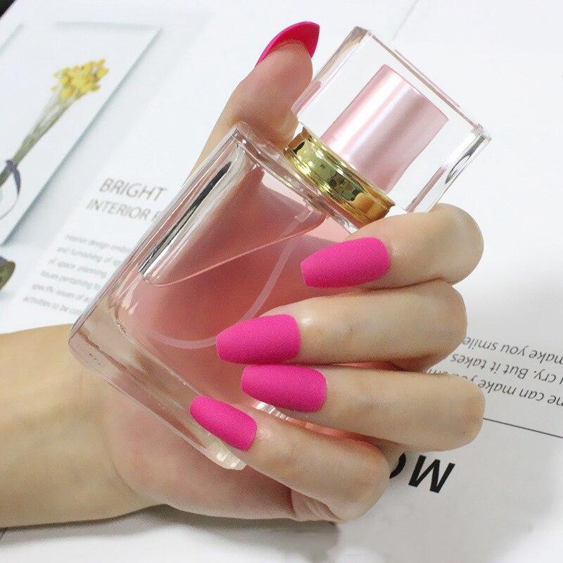 rosalind 24pcs set matte burgundy