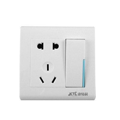2 Pin EU Outlet 3 Pin AU Socket Switch Wall Mount Plate Ypyux us au eu plug seat socket 2 gange on off switch wall mount plate ac 250v 10a