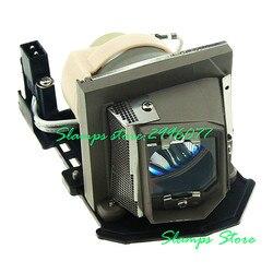 Лампа для проектора, совместимая с SP.8LG01GC01, высокое качество, с корпусом, для OPTOMA DS211 DX211 ES521 EX521, Гарантия 180 дней
