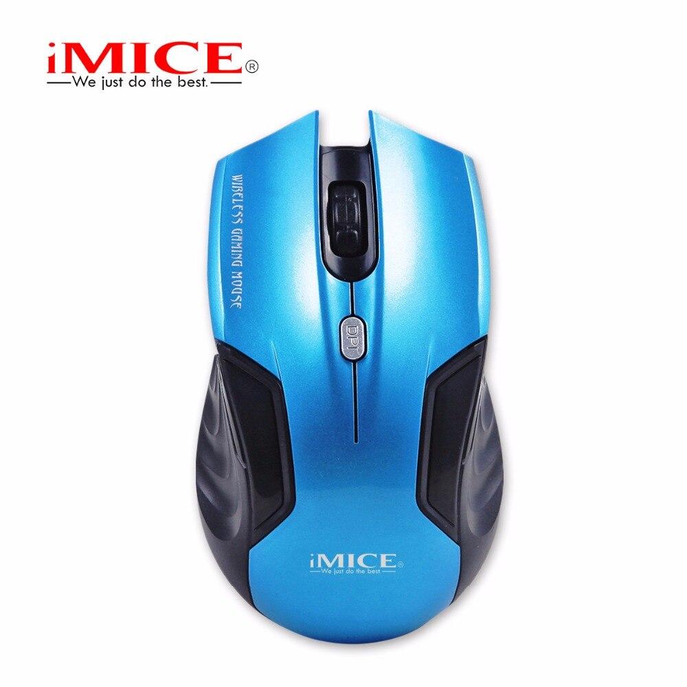 Zimon Negozio 2.4G Wirless Mouse Gaming Mouse 1600 DPI Del Computer PC Gamer Mouse Mouse Del Computer Portatile Per Il Lavoro D'ufficio