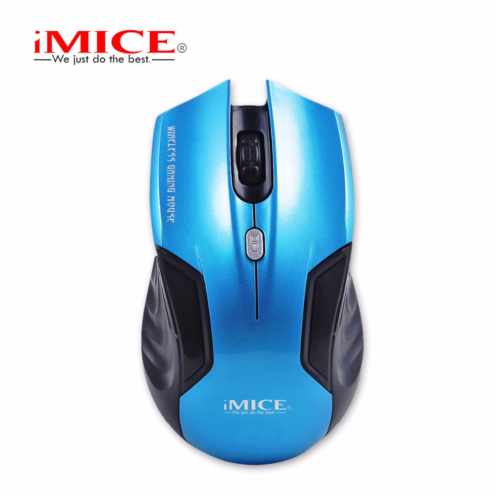 Zimon Store 2.4G Wirless Mouse Gaming Mouse 1600DPI Computer PC Laptop Mice For Office Work Gamer Mouse