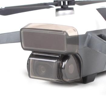 Czapka do DJI SPARK PTZ pokrowiec kamery przedni system czujników 3D ekran zintegrowana osłona ochronna do akcesoriów DJI Spark tanie i dobre opinie Drone pudełka For DJI Spark 0 015kg BEHORSE
