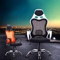 Alta Qualidade Portátil de Escritório Cadeira Cadeira Do Computador de Moda Simples Confortável Elevação Deitado Chefe Cadeira Giratória Cadeira de Jogos