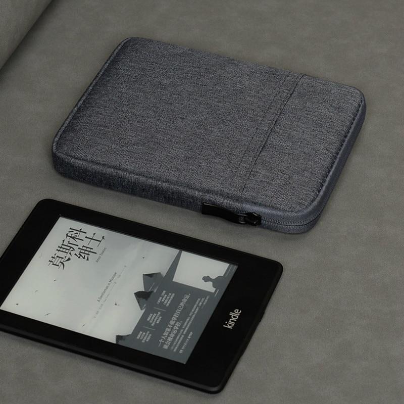 Tablet Sleeve Bag For Digma R63S/X600/e60C/e635/e654/r634/r654 6 Inch Reader EReader Case For 6.0 Inch E-book Cover Pouch Case