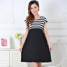 Cotton Maternity Dress