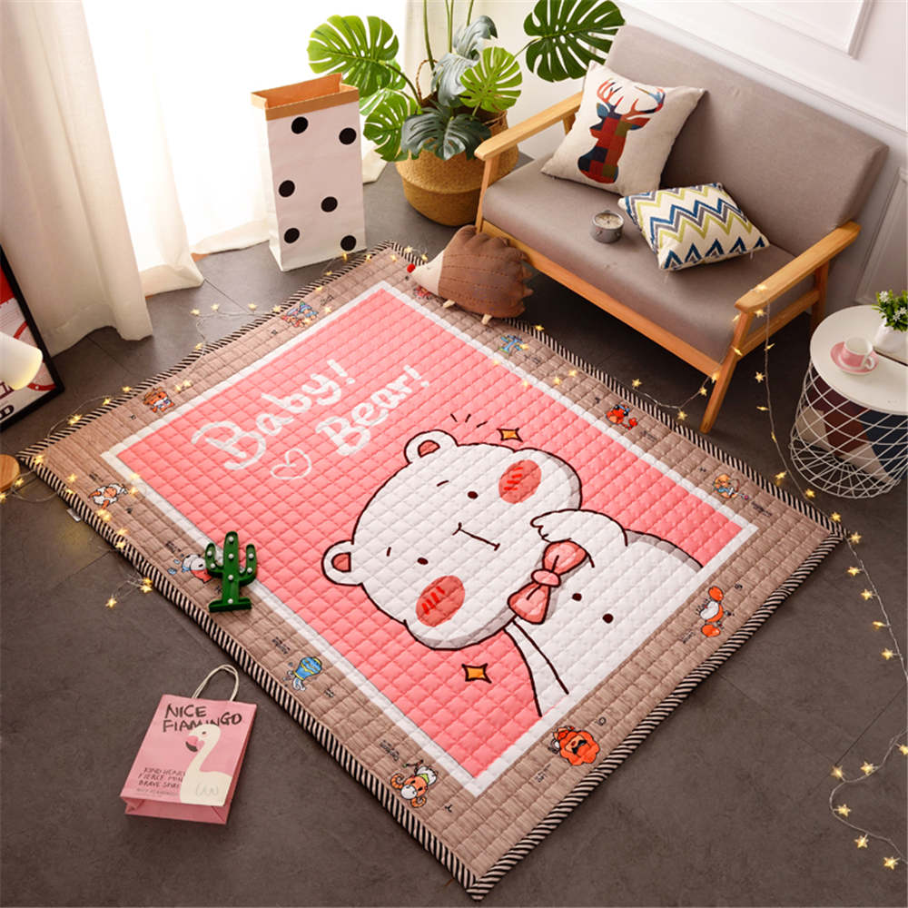 All kinds of cheap motor carpet kids room unicorn in All C