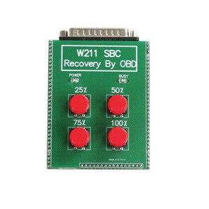 Image 2 - Herramienta de reparación W211 R230 ABS SBC, código de reparación C249F para Mercedes Benz SBC, herramienta de reseteo