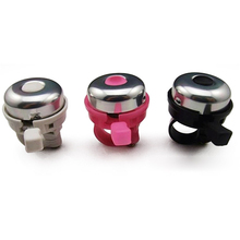 OUTERDO Loud and Clear Cycling Metal Handlebar Ring Bell Horn Sound