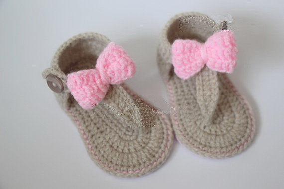 Online Shop Baby Sandals Crochet Pattern Heel Strap Crochet Baby