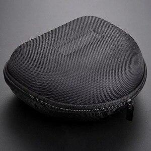 Image 2 - Headphone Trường Hợp Túi Cứng Cho Marshall Major I ii 1 2 Bluetooth Tai Nghe Tai Nghe Phụ Kiện Dây Kéo Hộp cho Marshall Giữa trường hợp