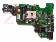 купить for HP 650 laptop motherboard HM75 GM ddr3 687701-501 687701-001 Free Shipping 100% test ok онлайн