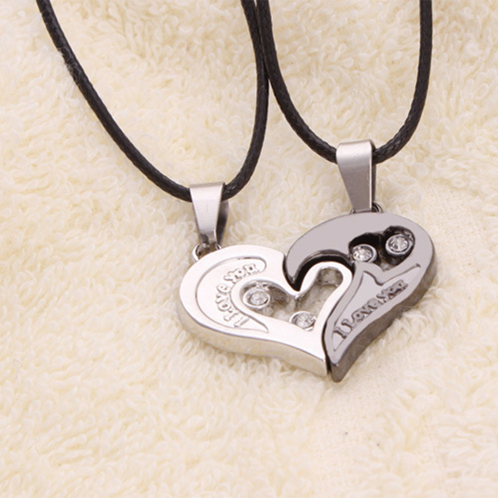 listing partner couple and tag matching necklace necklaces dog il heart