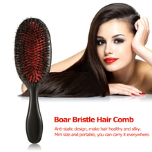 Abody Hair Brush Professional Hairdressing Supplies hairbrush Combo tangle Brushes for hair combos Boar Bristle Brush hair Tools