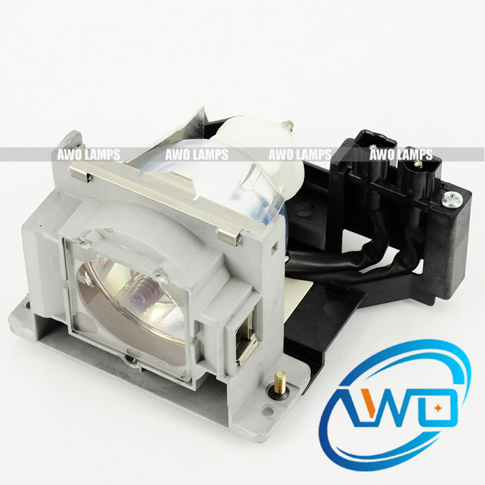 Replacement Lamp with Housing for MITSUBISHI LVP-HC2000 with Philips Bulb Inside