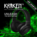 Envío Libre Kraken 7.1, 7.1 Virtual Surround Sound Gaming Headset USB, a estrenar