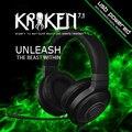 Frete Grátis Kraken 7.1, Virtual 7.1 Surround Sound Gaming USB Fone de Ouvido, nova marca