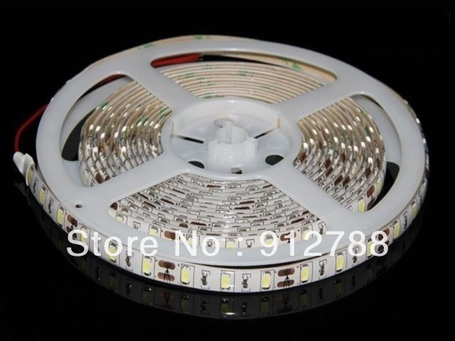 [white light and Warm Light] SMD 5630 led Stripe Flexible Light x5m/roll